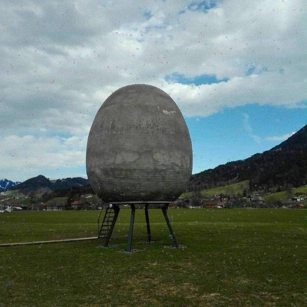 Das Ei in Andelsbuch #andelsbuch #bregenzerwald #wandern #westaustria #hike #mountainlove #visitvorarlberg #visitbregenzerwald #egg ...