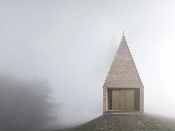 Salgenreute Chapel - Krumbach 2016 Architect Bernardo Bader · · #dailyinspiration · · ...