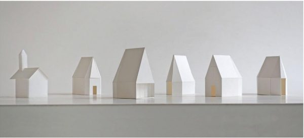 Salgenreute Chapel - Krumbach 2016 - model Architect Bernardo Bader · · #dailyinspiration ...