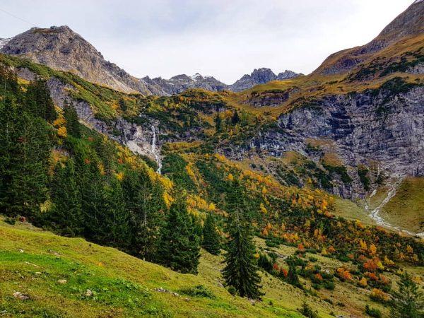 Autumn / Herbst.⛰🍁🍂 #schafalpenköpfe #panorama #paradies #mountainpics #liechelkopf #gipfelstürmer #naturelover #autumn #herbst #gipfel ...