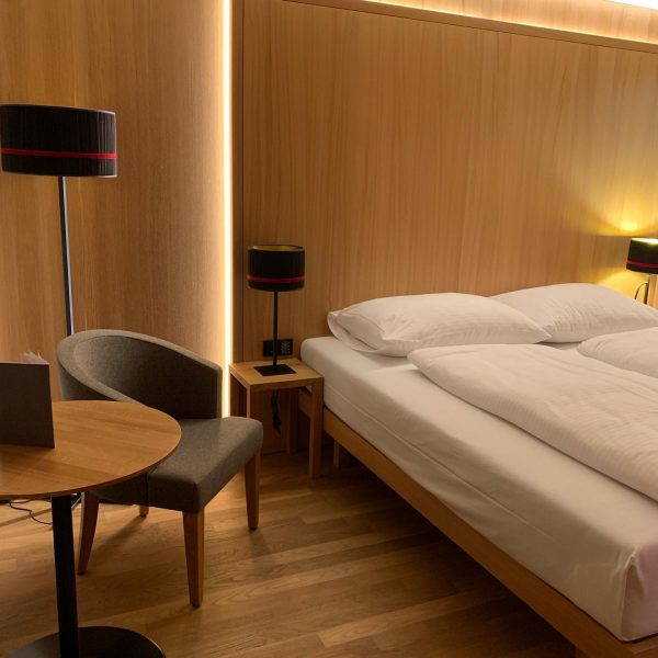 Check-In at Hotel Schwärzler in #Bregenz. Situated between the Gebhardsberg mountain, the River ...