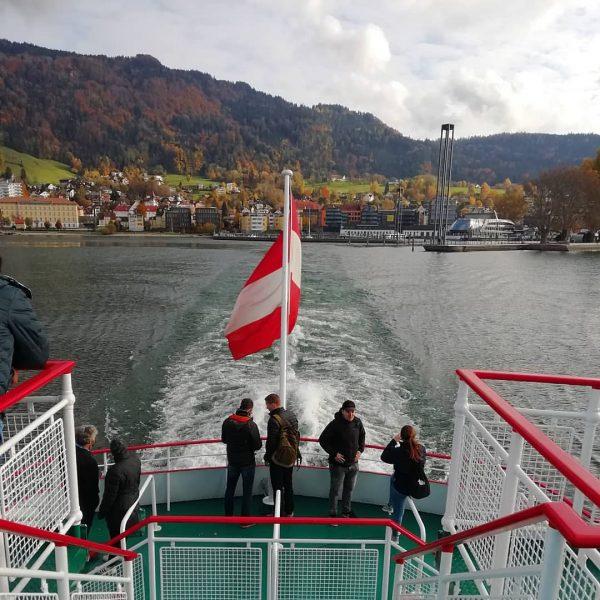 Herbstfahrt übern See #bodensee #österreich #fähre #cruiseship #cruising #kreuzfahrten #lakeofconstance #visitvorarlberg #visitbregenz #see ...