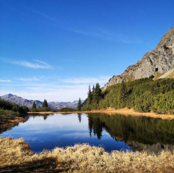 Sunday hike ⛰️😎 Wiegensee