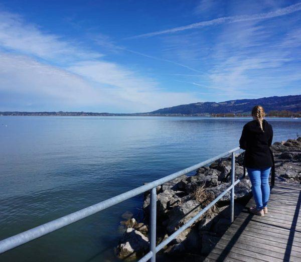 ☀️ #lakeconstance #bodensee #schleienloch #sunny #vorarlberg #ländle #photographblogger #ländleblogger Schleienlöcher Hard