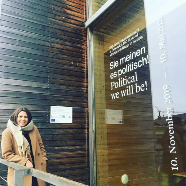 100 Jahre Frauenwahlrecht im Frauenmuseum Hittisau - empfehlenswert! #frauenwahlrecht #hittisau #politik #instapolitics #frauenmuseumhittisau