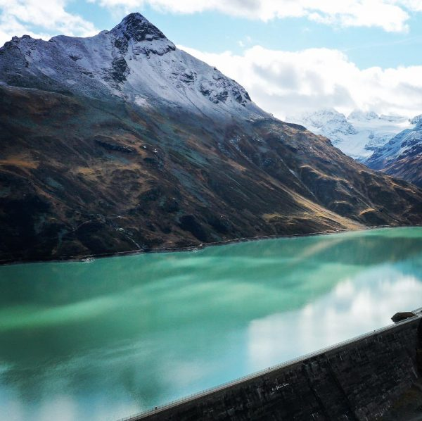 Outstanding motorbike ride - Silvretta-Hochalpenstraße 😍 Lovely autumn In austrian Alps 🧡💛💚 #austrianalps🗻 ...