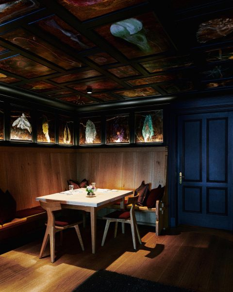 @almhofschneider @salon_magazin issue no. 21 out now. for the restaurant WUNDKAMMER paul renner ...