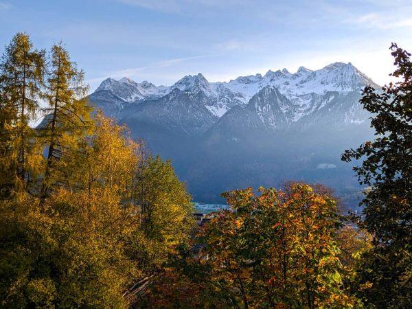 Winter in Sicht. . . . . . #austria #vorarlberg #amazing #sunrise #ig_austria ...
