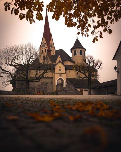 Basilika Rankweil • • • • @visitaustria @lightroom @visitvorarlberg @rankweil.at @stayandwander • • ...