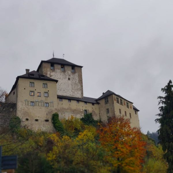 #I #love #the #colours #of #autumn #schattenburg #feldkirch #vorarlberg #austria #europe Schattenburg