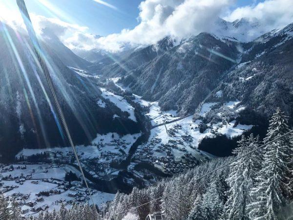 Winter wonderland ✨☃️ #stgallenkirch #vorarlberg #austria #silvrettamontafon #itsbeginningtolookalotlikechristmas Sankt Gallenkirch, Vorarlberg, Austria