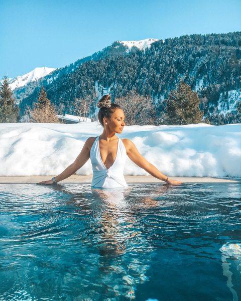Woke up in paradise ❄️🇦🇹 #alpes #winter #austria #tirol #vorarlberg #vienna #travel #holiday ...