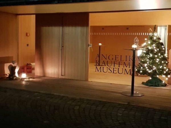 """Im @angelikakauffmannmuseum hatten wir gestern wieder einen schönen Abend unter dem Titel """"Oh ..."""