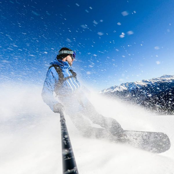 #burtonsnowboards #gopro #snowboarding #slopespray Erlebnisberg Golm Montafon
