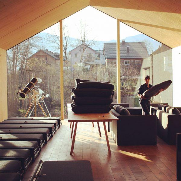 Besuch bei Mohr Polster – unsere Sofas sind fertig! #tempel74 #urlaubsapartments #mellau #bregenzerwald ...