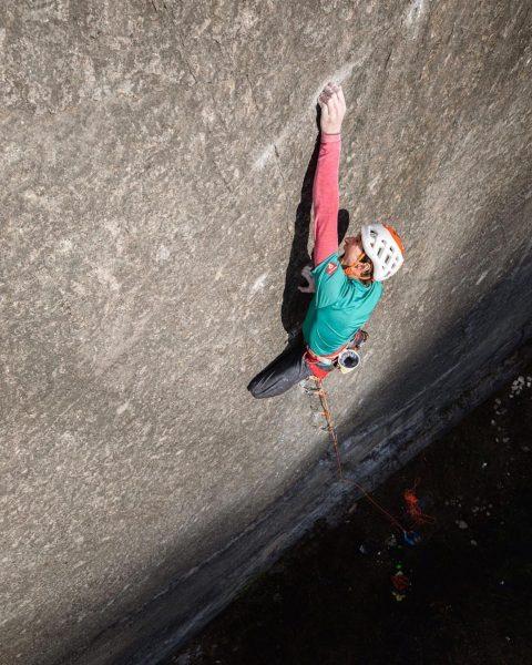 Psychogramm (8b+) ✅ > > 🧗 @michiwohlleben 📸 @fuxogram > > #rockclimbing #climbing ...
