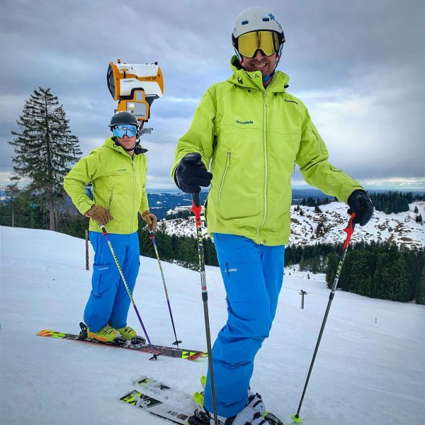 Skilehrer Training ✅ . . . . #skischulehochhaederich #hochhäderich #bregenzerwald #vorarlberg #visitvorarlberg #visitbregenzerwald ...