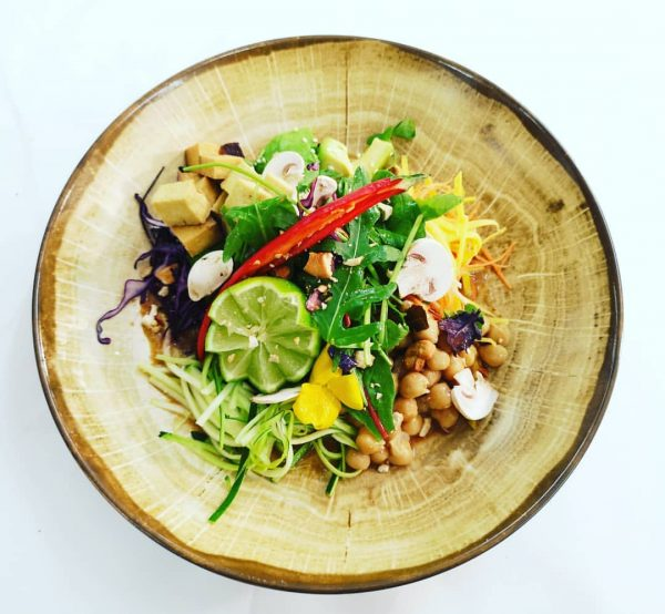 VEGANE BUDDHA BOWL Hotel Zürserhof - More than holidays