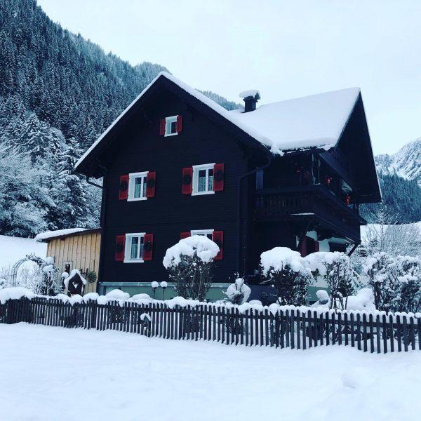 Winter is here ❤️❤️❤️ wir freuen uns schon auf unsere Gäste und können ...