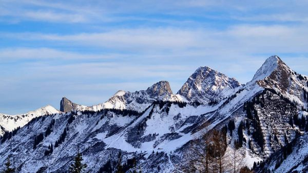 #nature #mountains #naturephotography #meinvorarlberg #unservorarlberg #picoftheday #photooftheday #takemethere #travelstoked #themountainiscalling #wandergram #wanderlust #takeahike ...