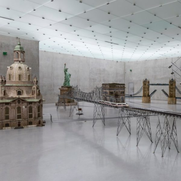 Raphaela Vogel, Rollo, 2019 Installation view, third floor, Kunsthaus Bregenz, 2019 Photo: Markus ...
