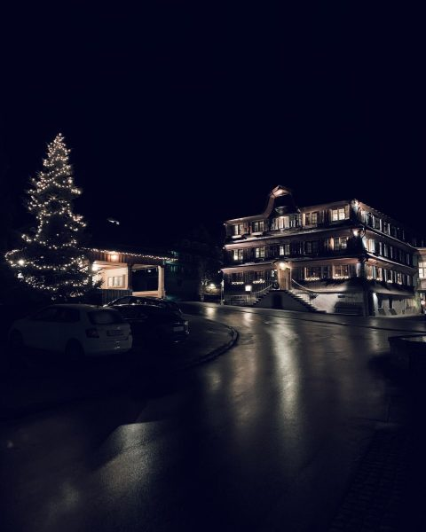 How Christmas looked like this year 🎄🍷 Hotel Gasthof Hirschen Schwarzenberg