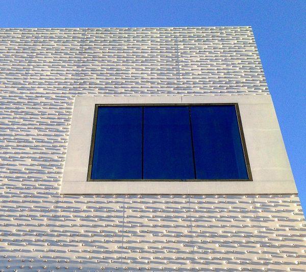 Memories - 29.12.2013 Landesmuseum Vorarlberg, Cukrowicz Nachbauer Architekten, 2013 The facade is the ...
