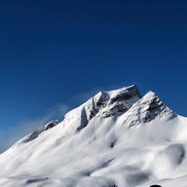 Wir sind da 😍 Der Berg ruft 😎 #psvskitour20 #nosnownoshow #ski Damülser Mittagsspitze