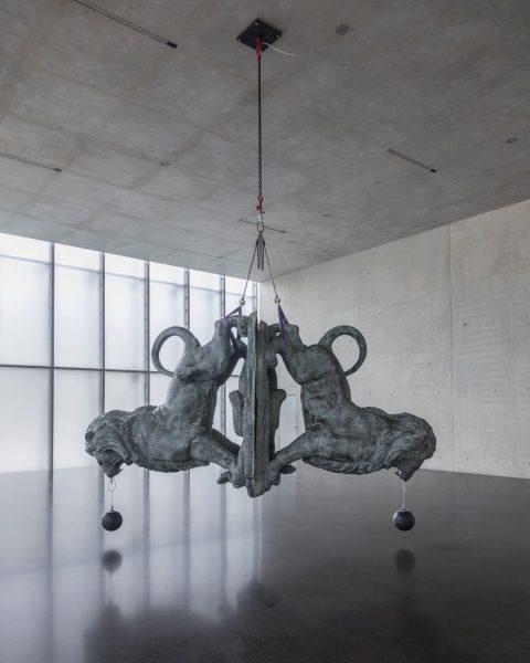 #KubaParisPick Raphaela Vogel – Bellend bin ich aufgewacht @kunsthausbregenz #kunsthausbregenz @rada_vogel #RaphaelaVogel Foto: ...