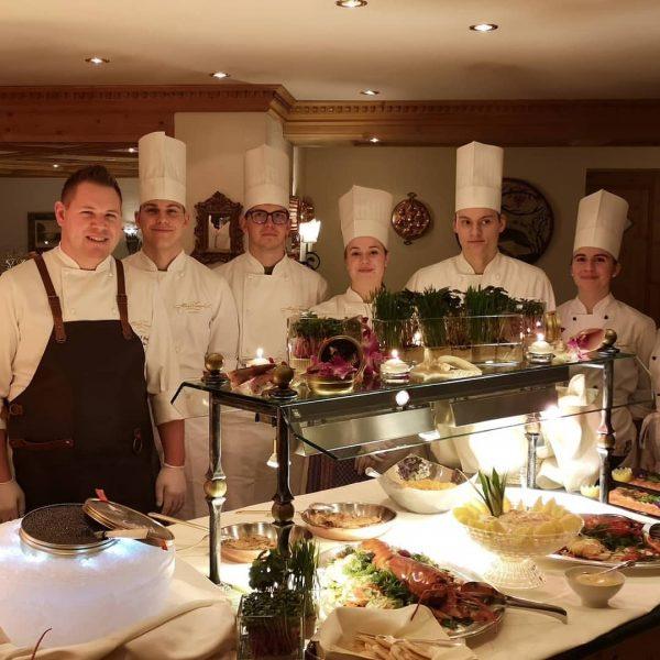 GOURMETBUFFET 2019 Hotel Zürserhof - More than holidays