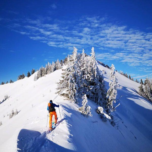 #gerenspitze #laterns #vorarlberg #skitouring #thatsme #Vgw Laterns