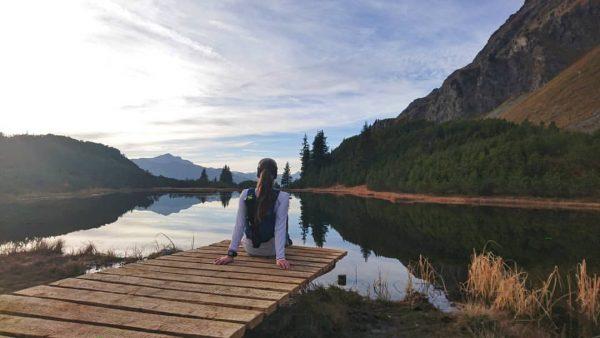 🍂🍃 thankful for the last beautiful autumn days 🍁🌿 . . . . #enjoylife #trailrunning #autumnvibes #mountainlover...