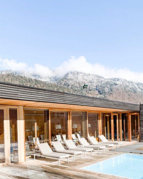 Mini-Auszeit! Drei Tage Detox & Shine im @hotelpostbezau von @susannekaufmann_ in Österreich mit ...
