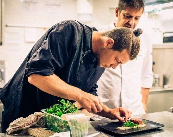 Das Wichtigste ist die Leidenschaft. Was wir noch in unseren Kochtopf packen? Aussicht, ...