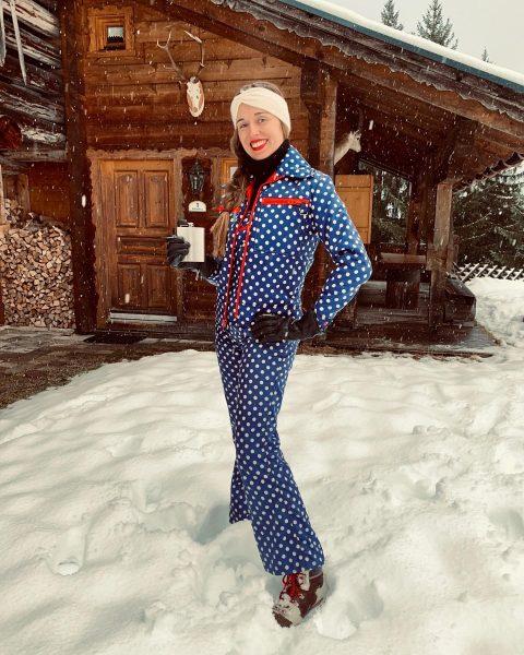 Skiing ⛷ time . . . #skiing #ski #austria #vintagelook #skiholidays #voralberg #austrianmountains ...
