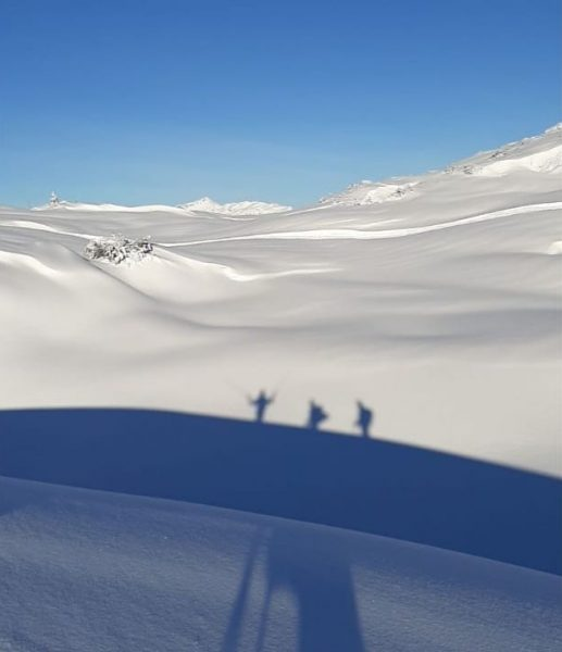 #skitour #sonnenkopf #mutjöchle Mutjöchle