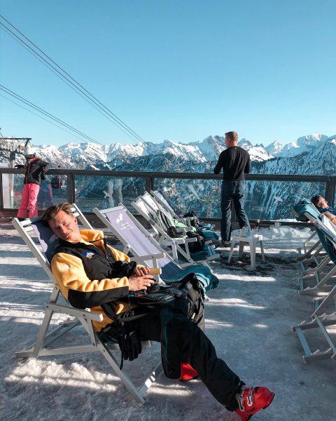 Der mit Abstand beste Ski-Tag bis jetzt... 🙏🏻 . . . . . ...