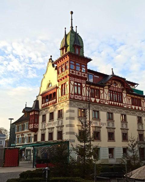 ❄️Girovagando per Dorbirn, Austria 🇦🇹 | Third day | 3/1/2020 ❄️ . . ...