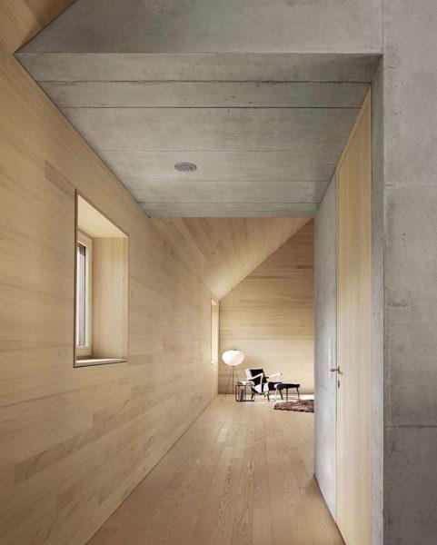 . . 🏠 Bäumle House 🇦🇹 Lochau, Austria ✍🏽 Bernardo Bader Architects 📸 ...