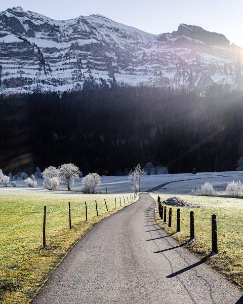 💚 • • • #bregenzerwald #bizau #nature #winterdays #ländlelove #vorarlberg #mountains #ländle #alps ...
