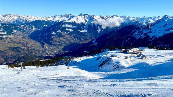 Brillanter erster Tag vom Ski-Lehrgang des Schwäbischen Skiverbands am @golm.montafon. Nach etwas Nebel ...