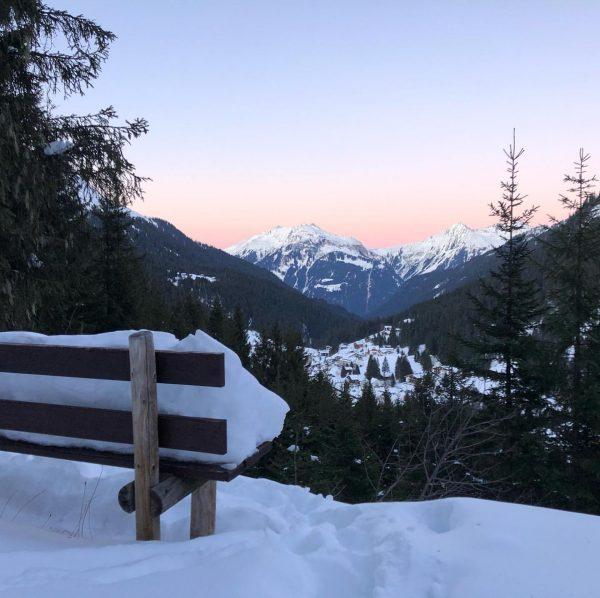 Dieses Bild wird einfach nie langweilig... #sonnenuntergang #gargellen #montafon #landalhochmontafon #visitvorarlberg #visitaustria #wandern ...