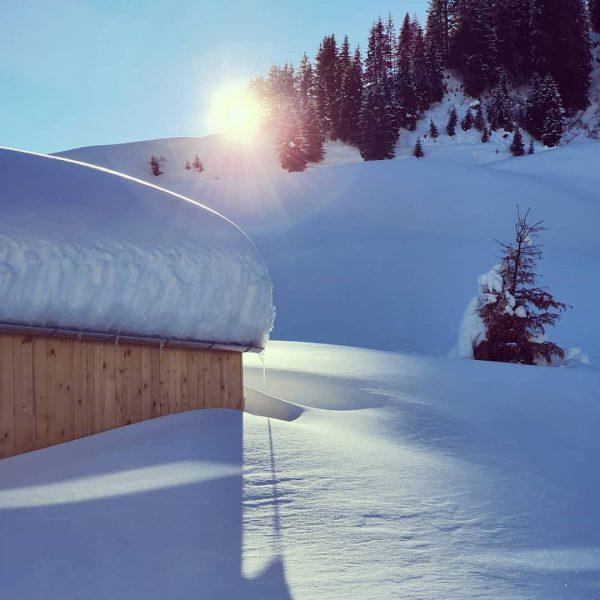 Weil Schnee einfach das größte ist! 😍 . . . #mountains #mountainlove #skiing ...