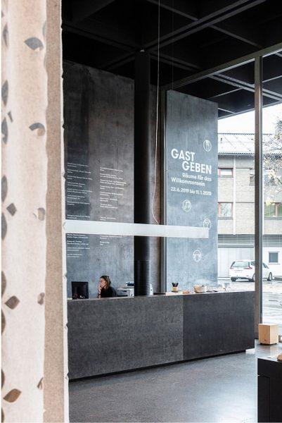 Werkraum Bregenz1/3, Andelsbuch, Austria, Peter Zumthor, 2019 . . . . . @werkraum.bregenzerwald ...