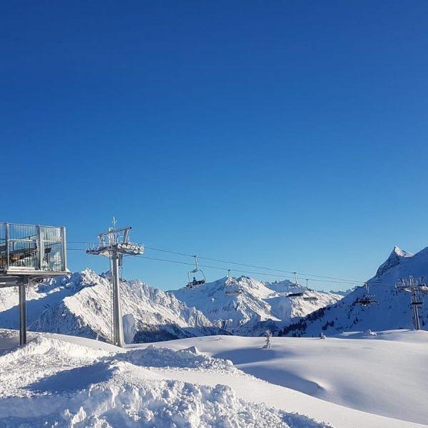 Wer den Winter ❄❄ sucht, der ist bei uns am Sonnenkopf!!!🌞🌞🏂⛷🚡🏔 #sonnenkopf #naturschnee ...