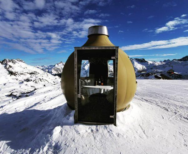 #🇦🇹 #lechamarlberg #austria #vorarlberg #tirol #visitaustria #mountains #mountain #🎿 #ski #bauble #alps #sky ...