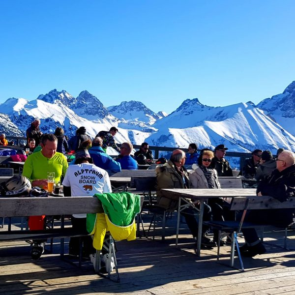 Sonne pur :-) #Fellhorn #Kleinwalsertal #Oberstdorf #Kaiserwetter #Mittelberg #Kanzelwand