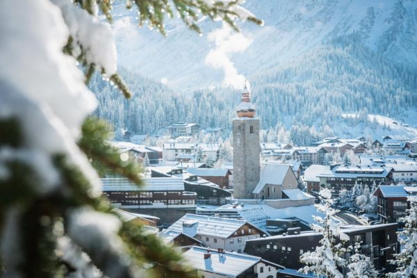Did you know that Lech was already founded in the 13th/14th century by ...