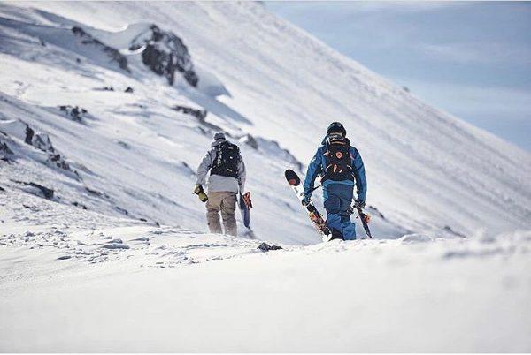 Da ist @ursgolling wohl auf Schneesuche – lange suchen muss man bei uns ...