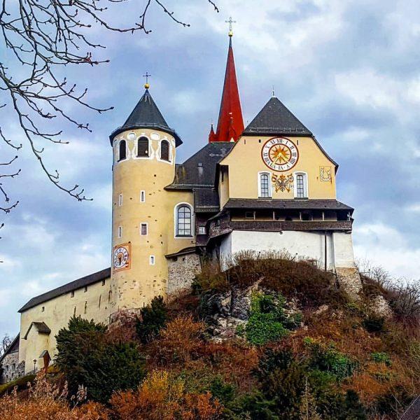 Basilika Rankweil . . . #basilika #vorarlberg #basilikarankweil Rankweil, Austria